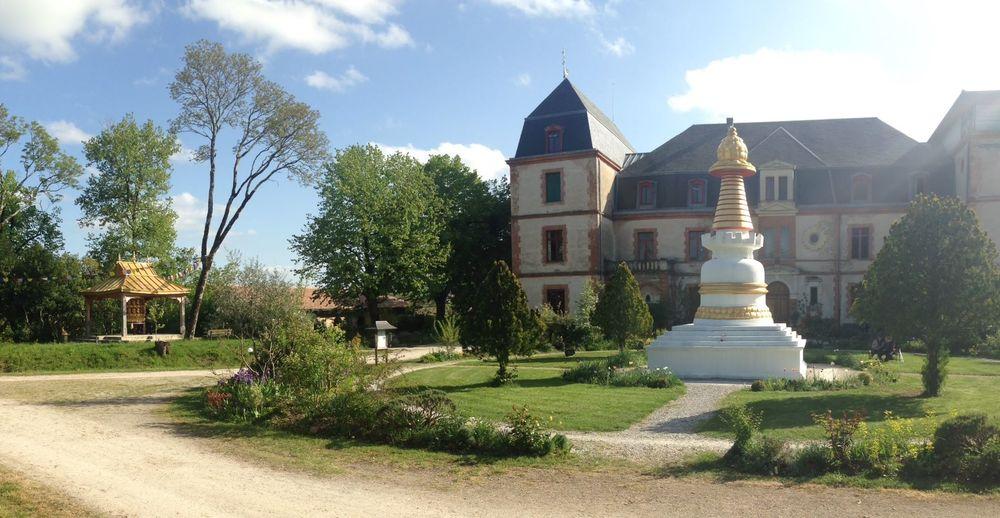 Château d'en Clauzade – Institut Vajra Yogini – Marzens – Tarn