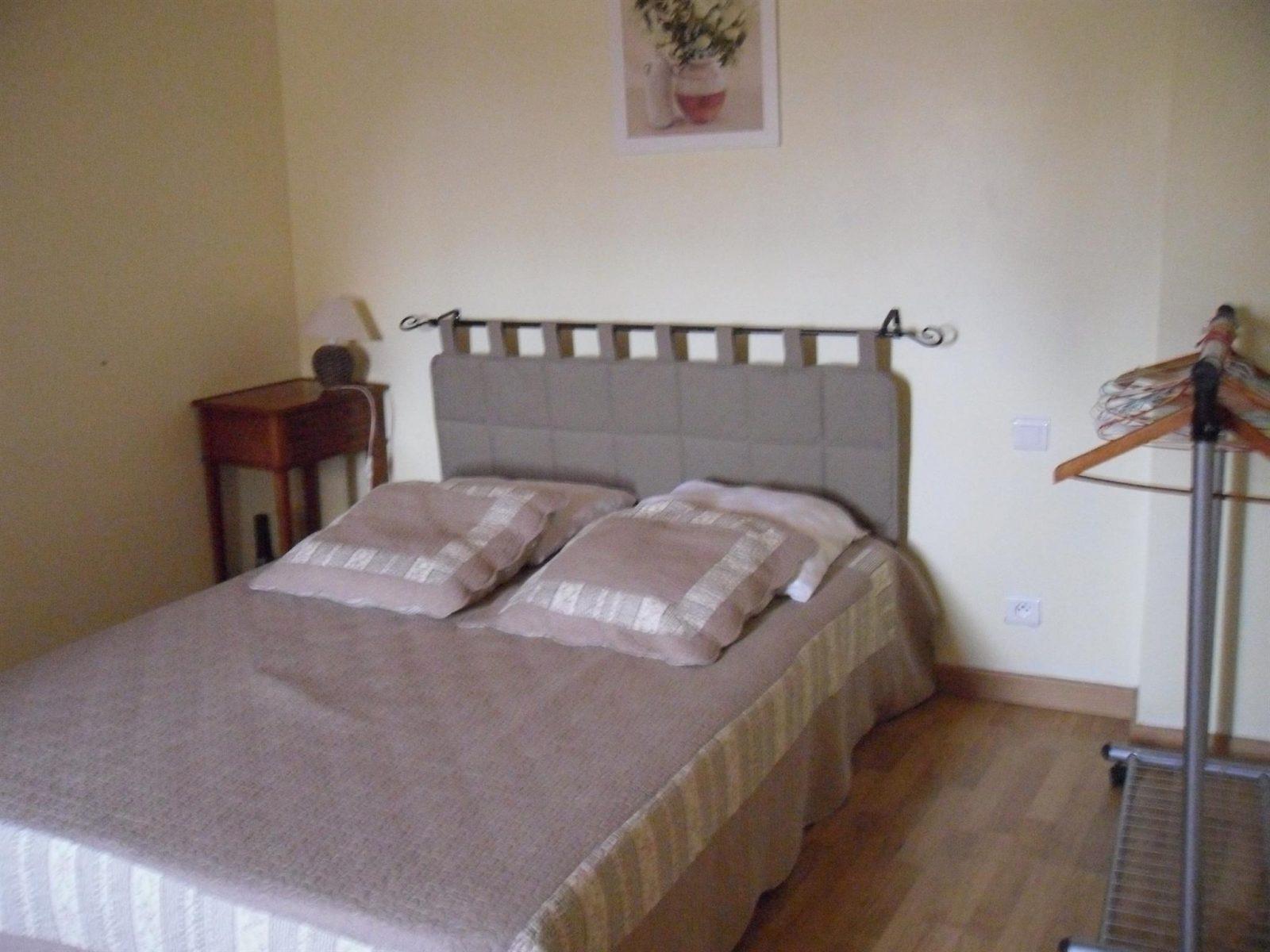 Valès Gîtes de France Tarn – chambre lit double