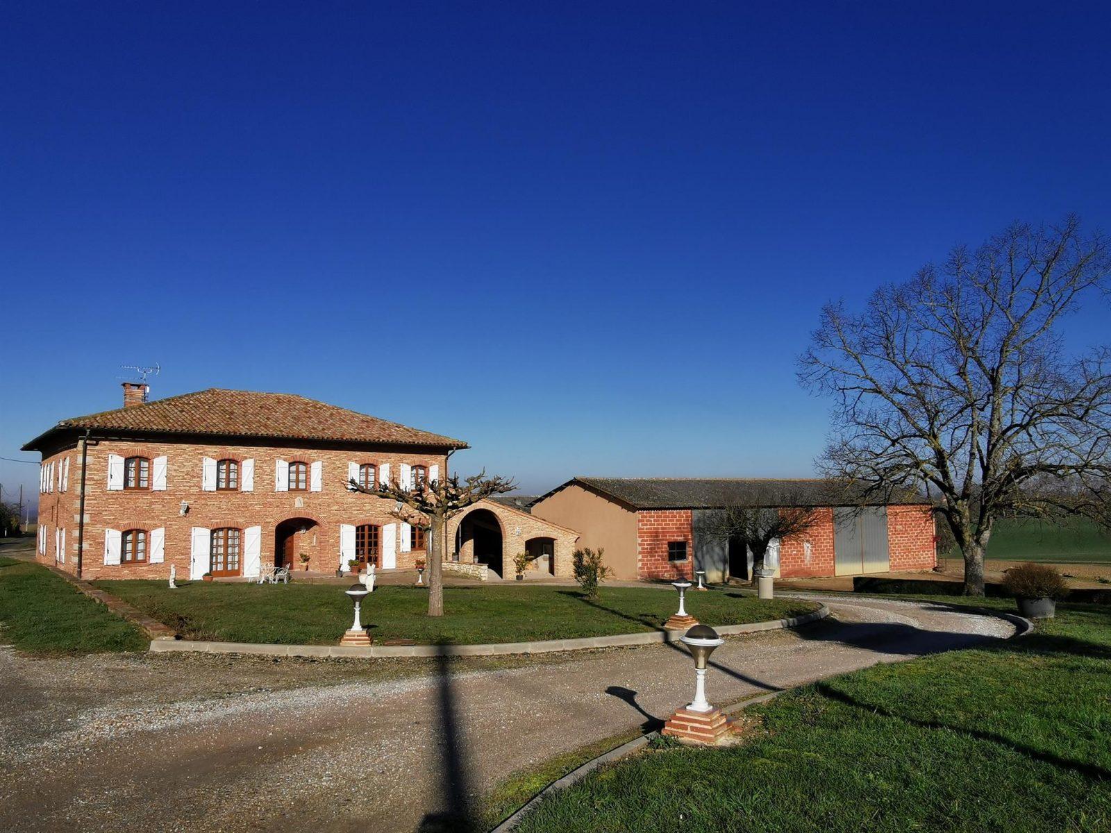 Domaine de Vizols Gîtes de France Tarn