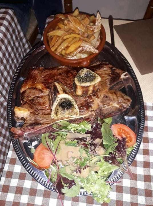 plat viande