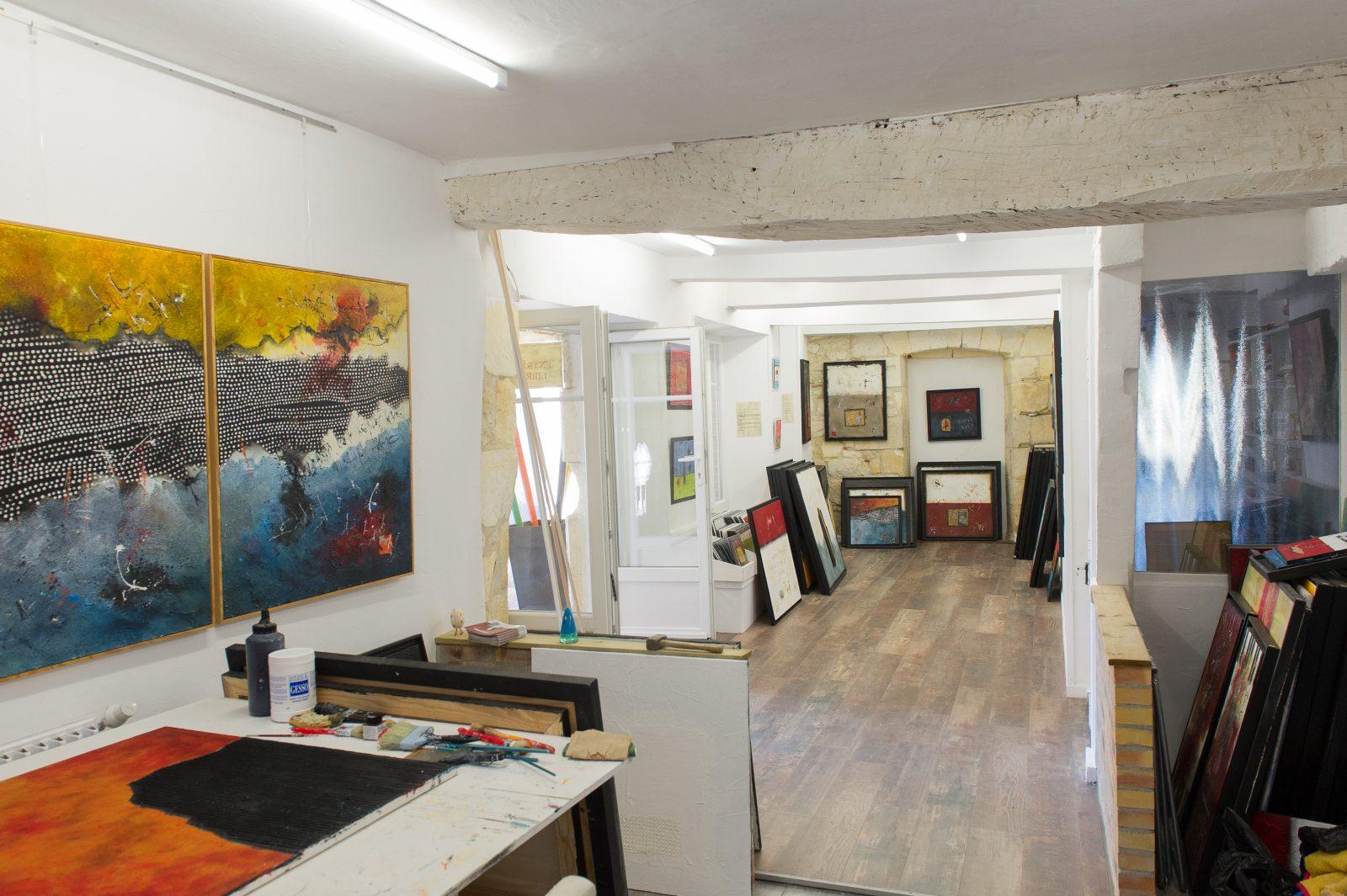 Atelier Serge AMARGER
