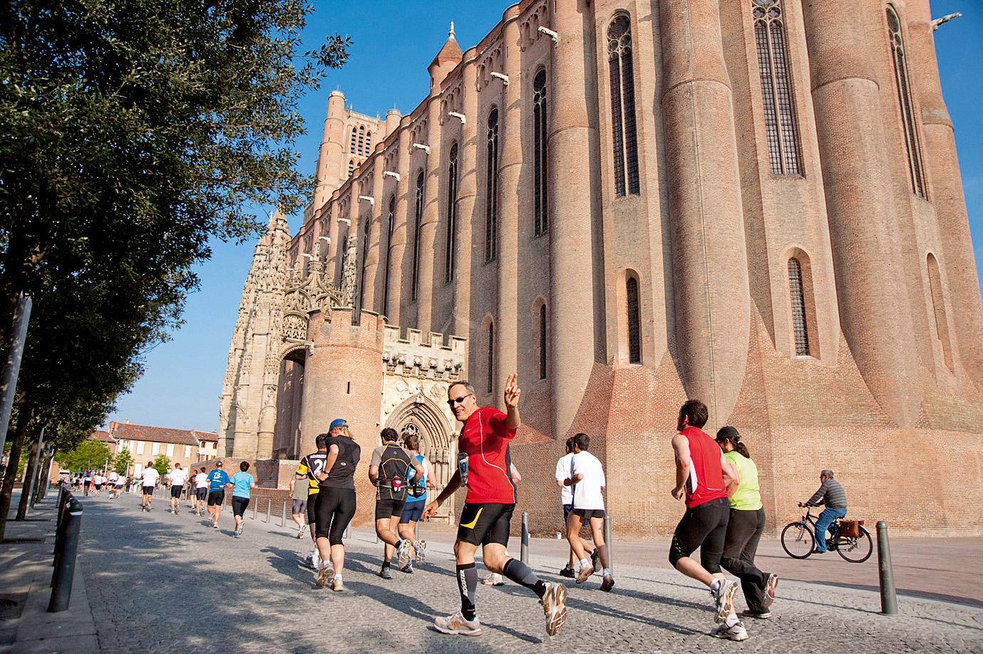 Albi marathon