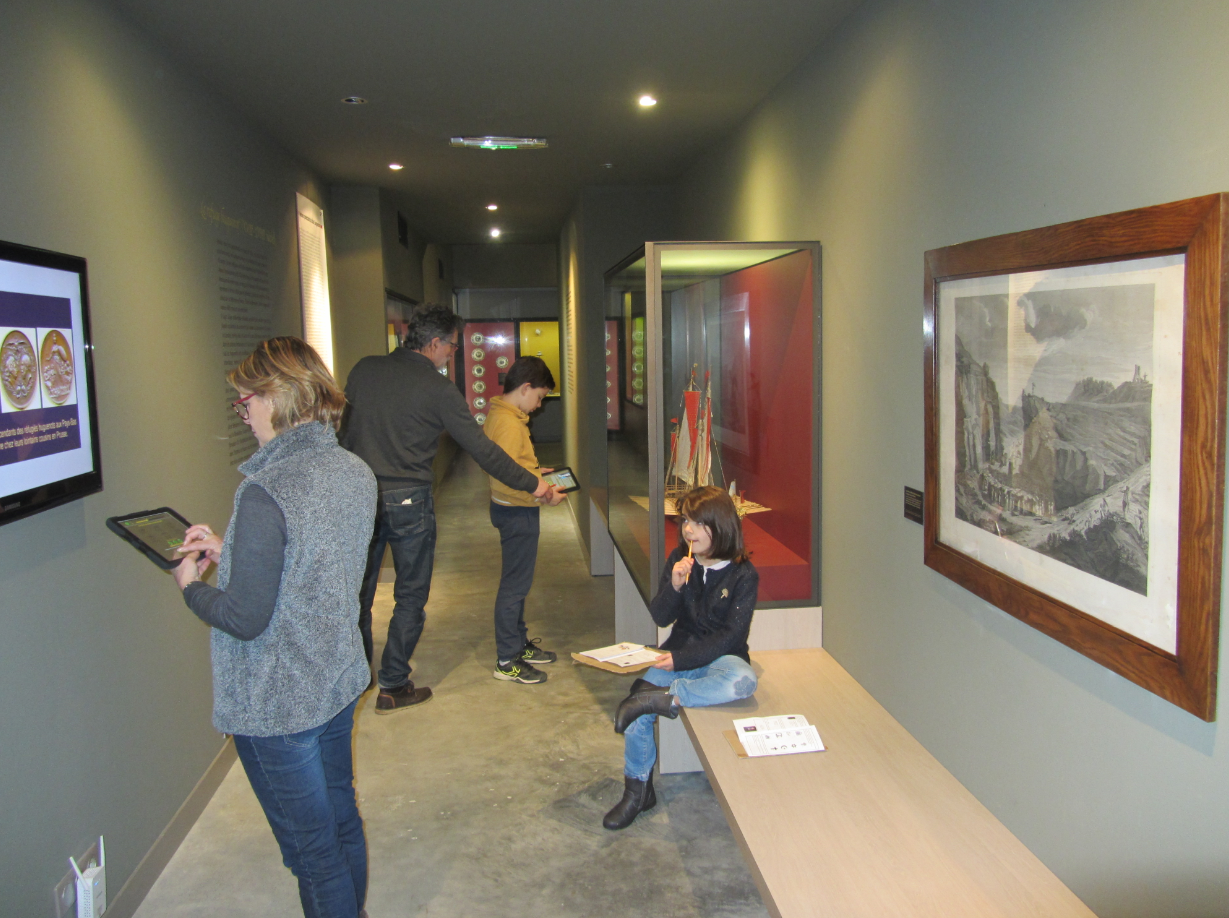 musée du protestantisme de Ferrières à Fontrieu