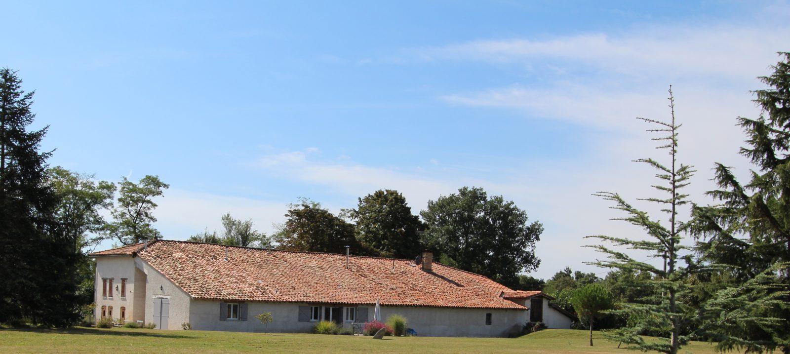 Maison d'hôtes «La Fréjade»