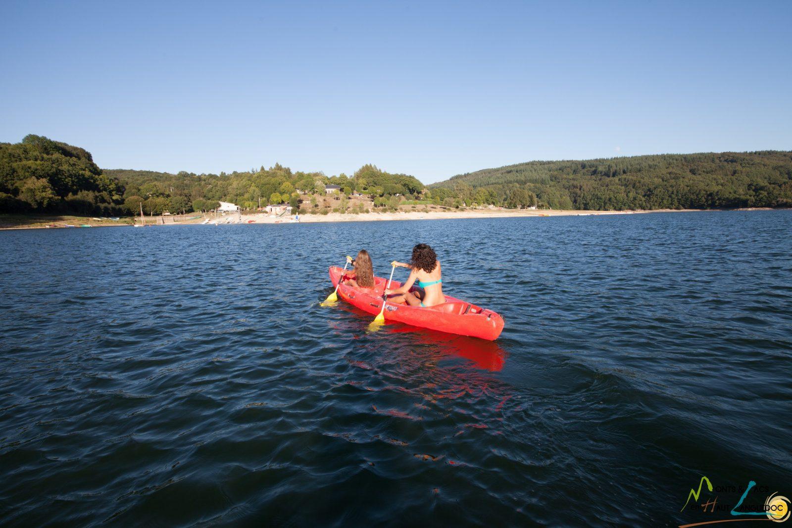 Base de loisirs du Lac du Laouzas
