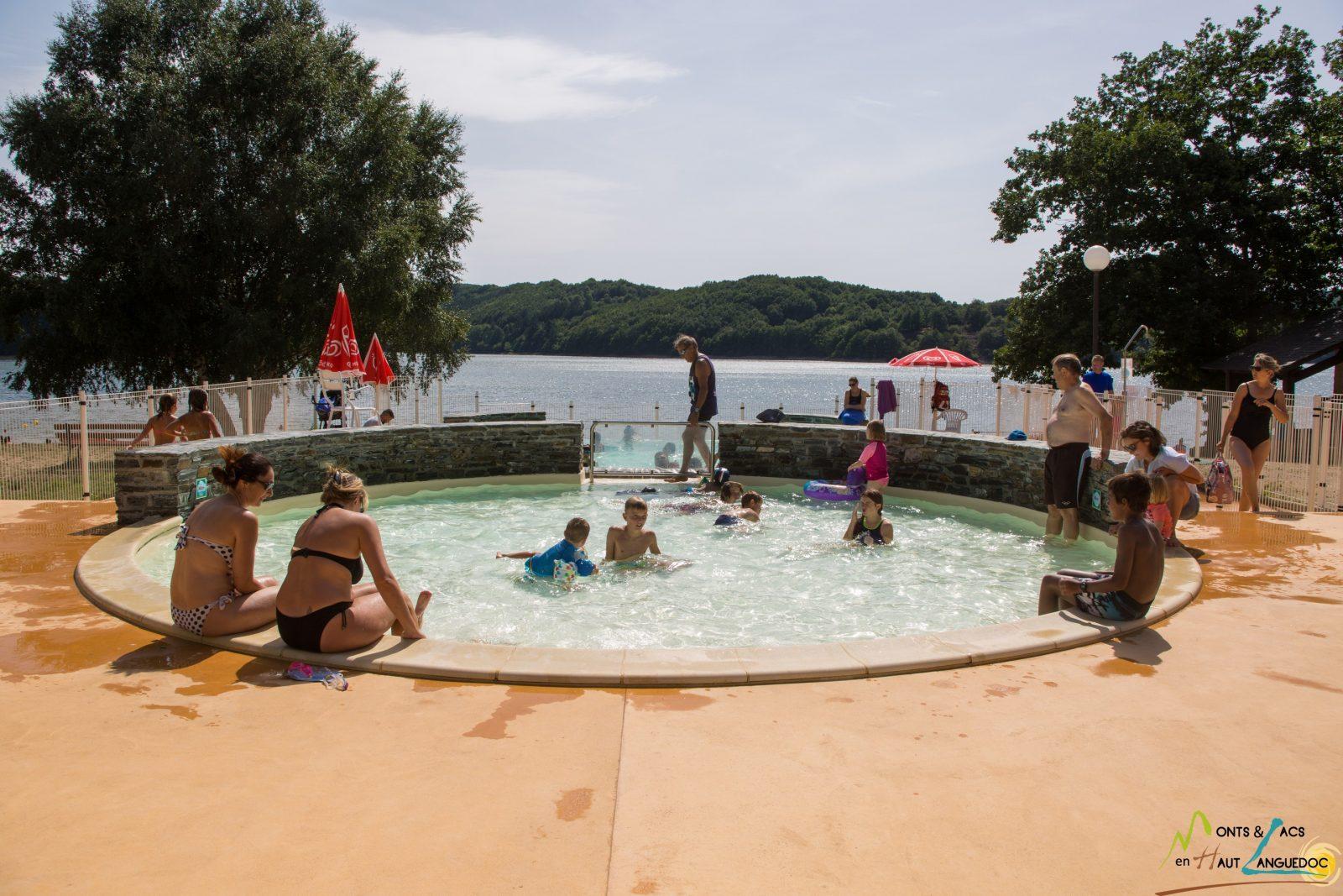 Base de loisirs du laouzas