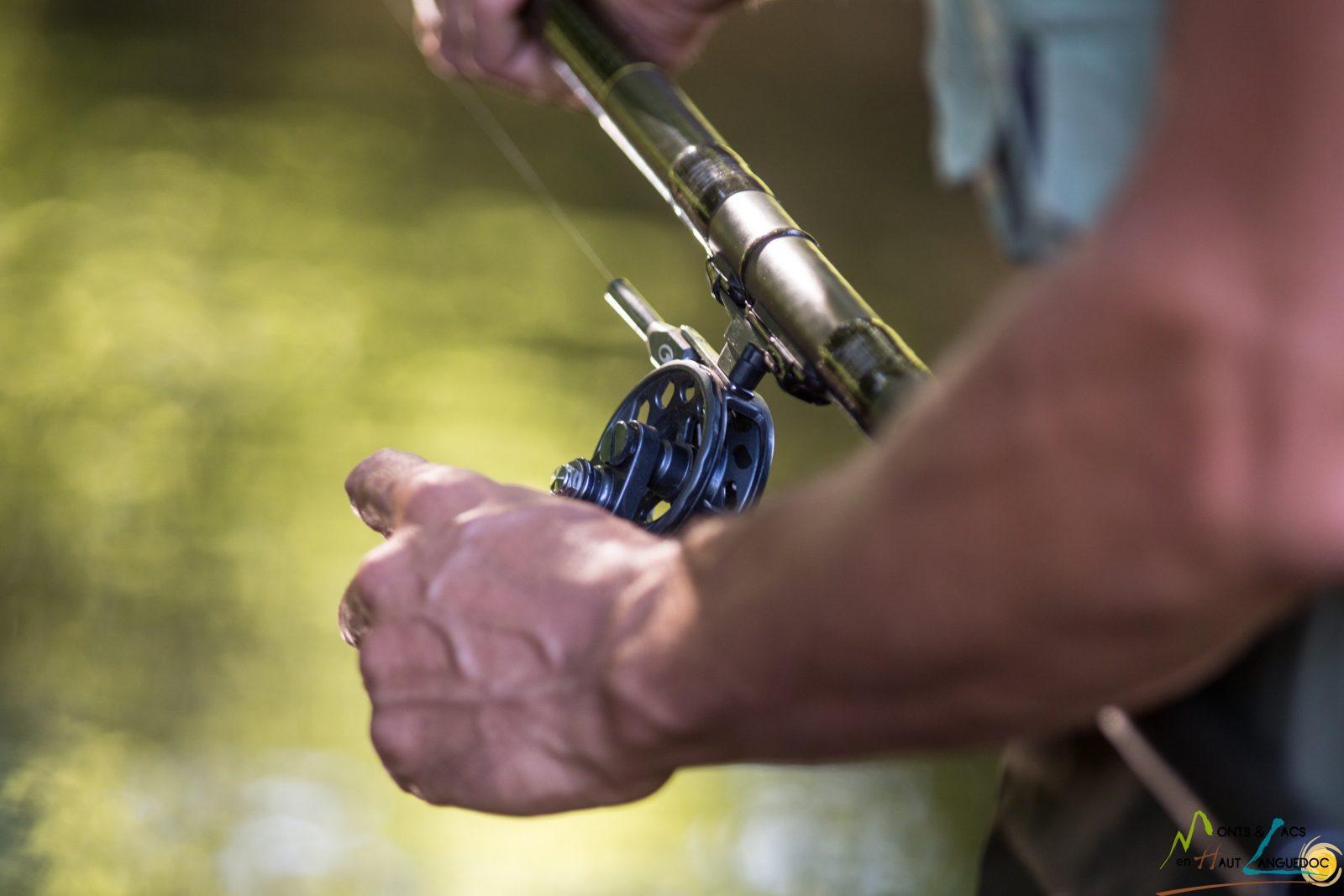Base de loisirs du Lac du Laouzas «Initiation pêche à la mouche»