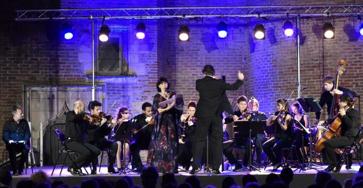 Concert Palais de la Berbie