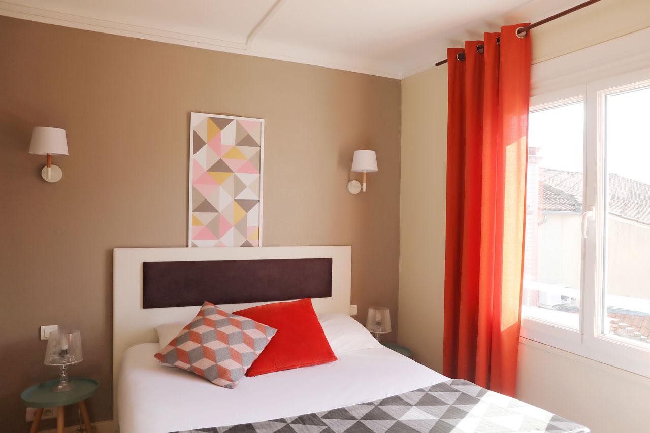 hotel les Pasteliers Albi**