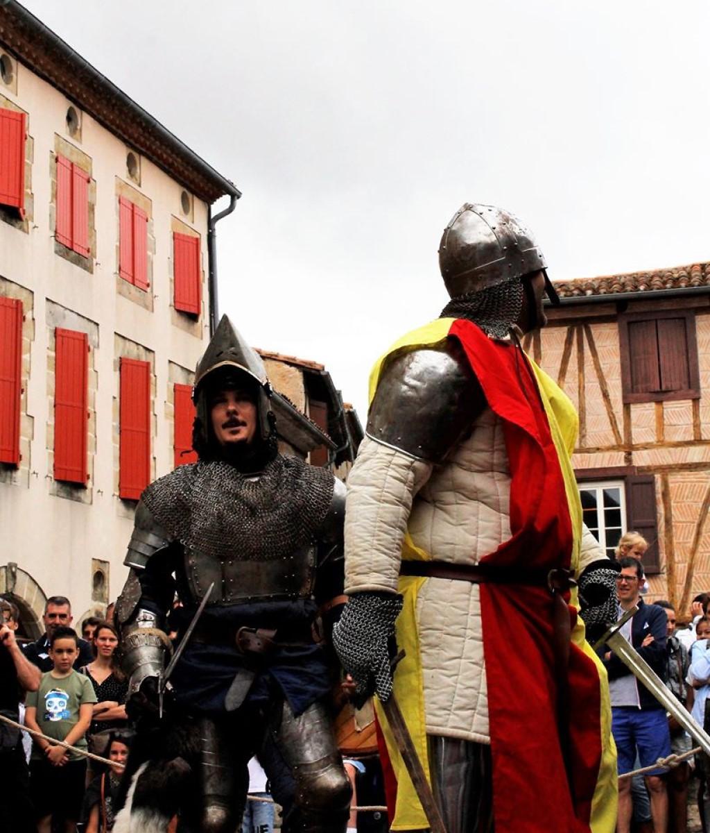 Les chevaliers de Lautrec – Fête du Pain