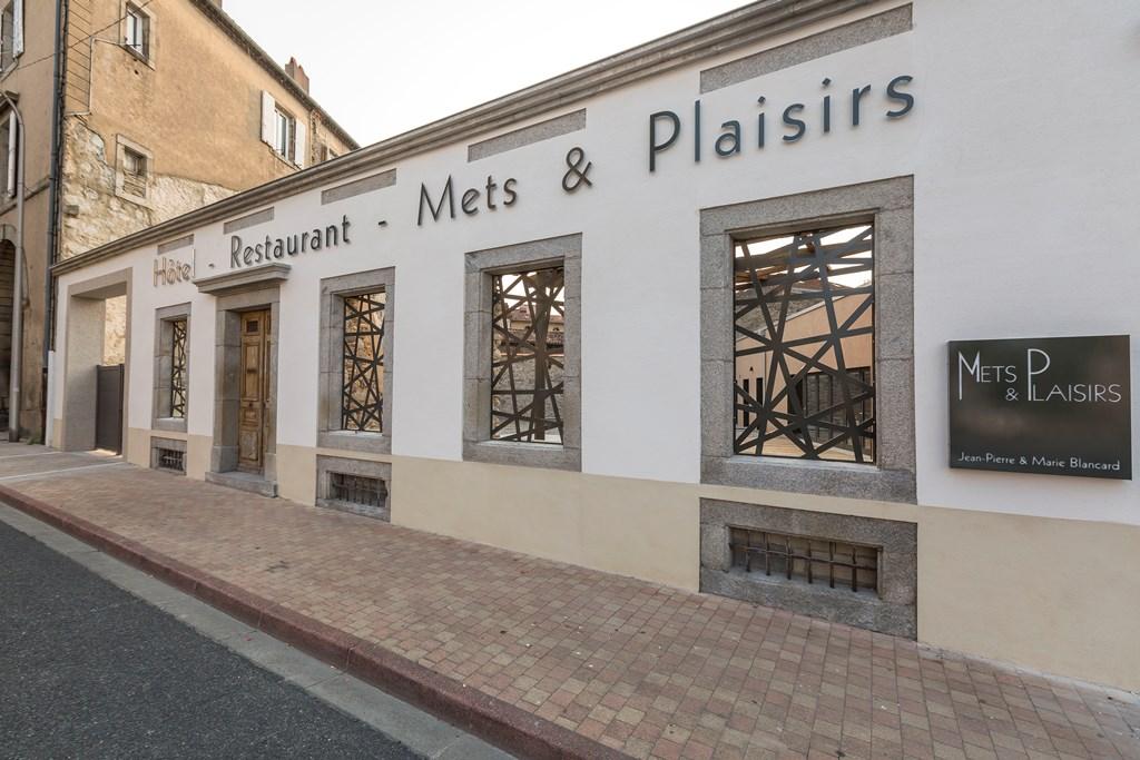 Hôtel Restaurant Mets et Plaisirs