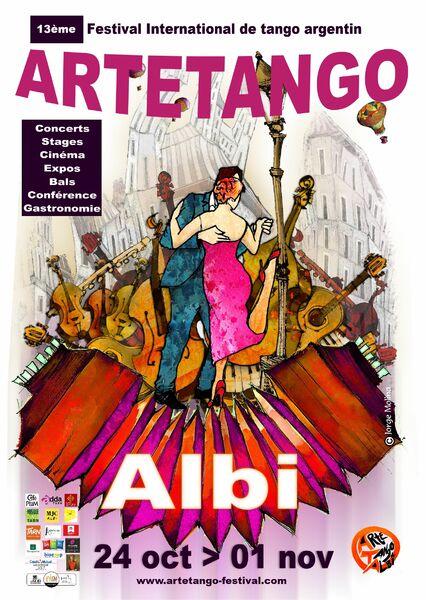 festival artetango albi 2020