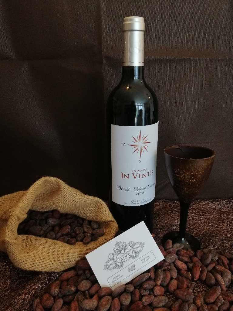 Accord vins et chocolats