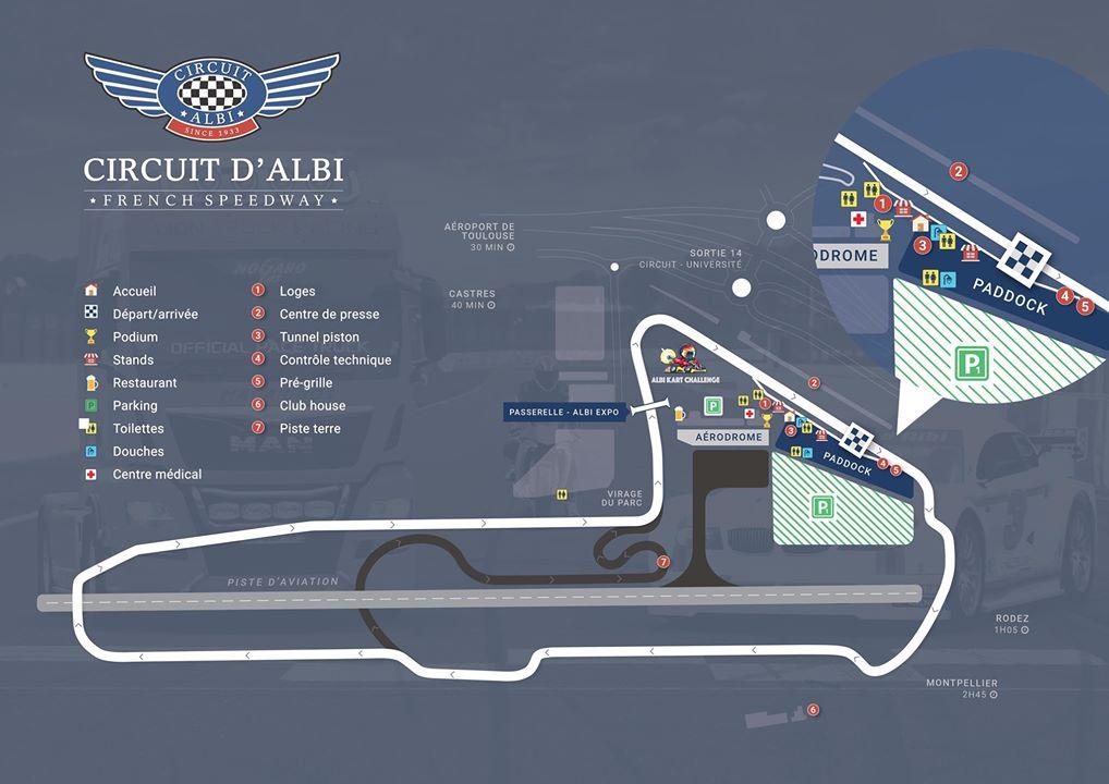 Circuit Albi