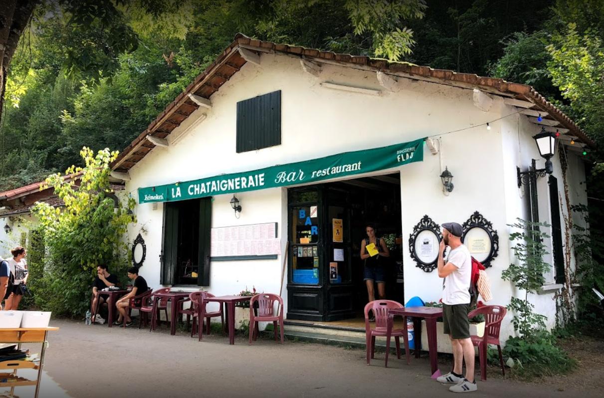 Crêperie La Châtaigneraie