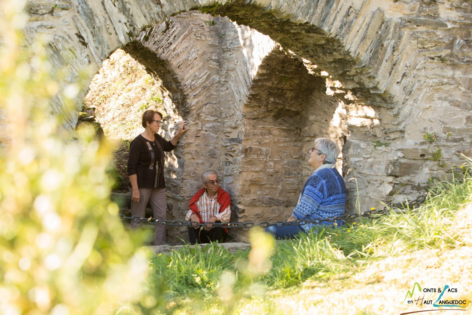 Fontaine de Senaux