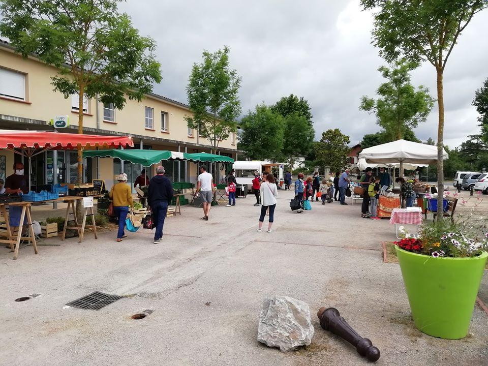Marché Labastide-Saint-Georges – Tarn – 81