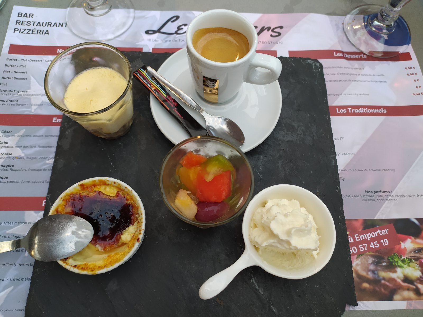 Le Viviers Restaurant Brasserie Bar