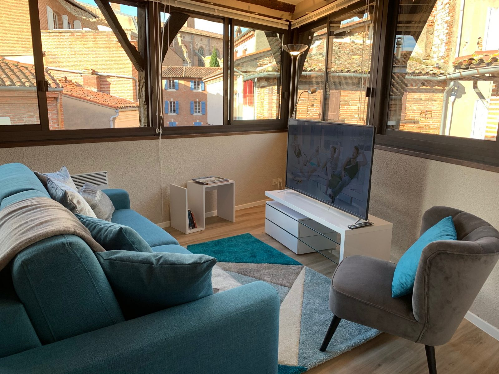 Location de vacances Albi – Elodie Carles – Appartement Azur