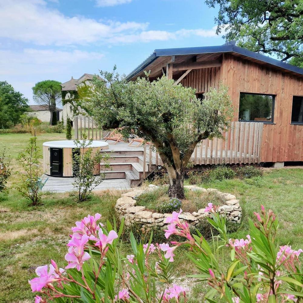 La Cabane de la Garriguié – Gîtes de France Tarn