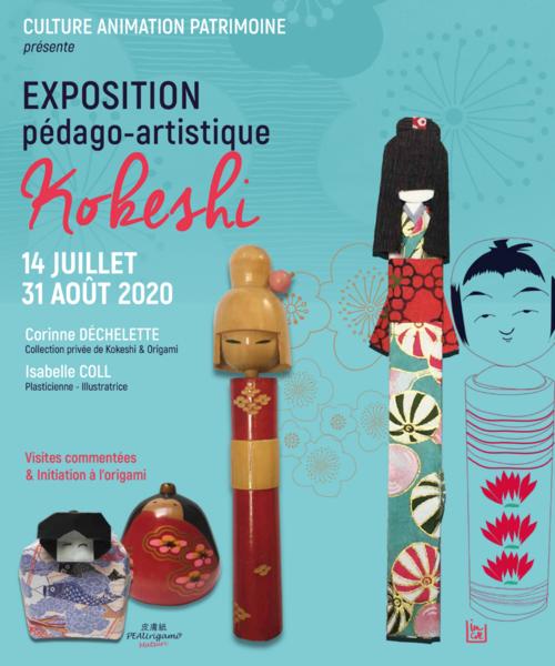 Exposition Kokeshi