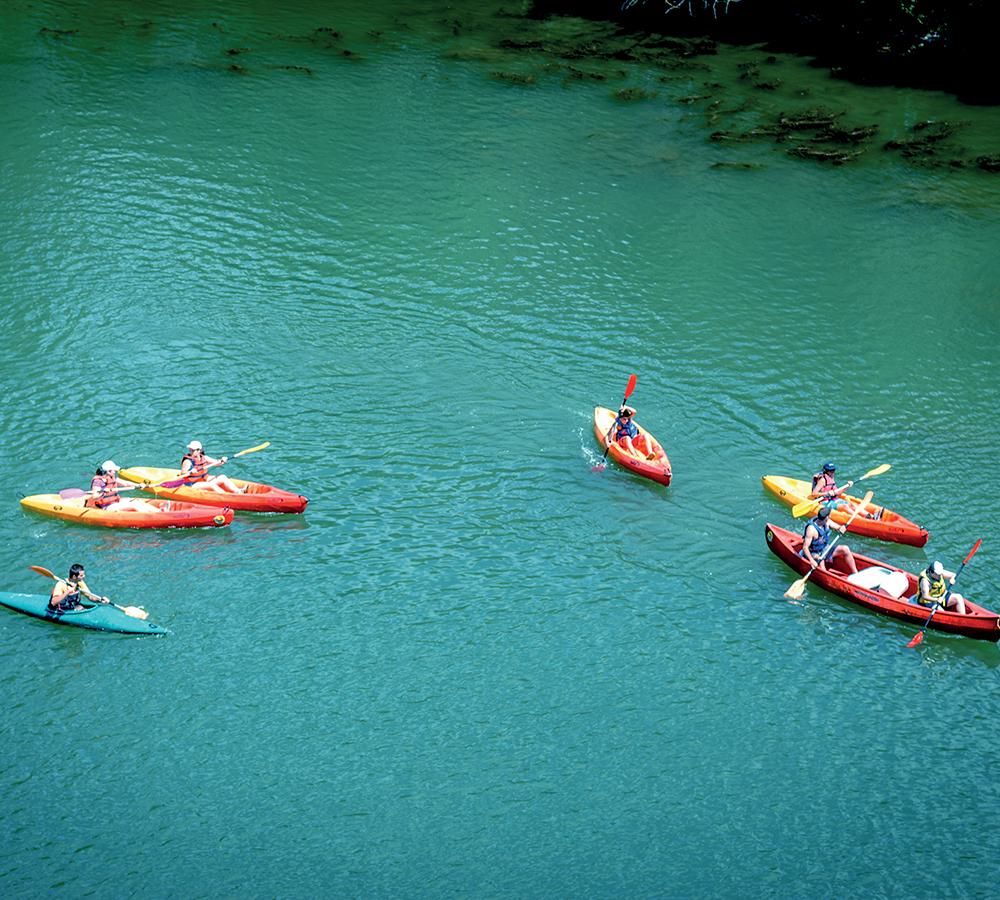 canoe ambialet