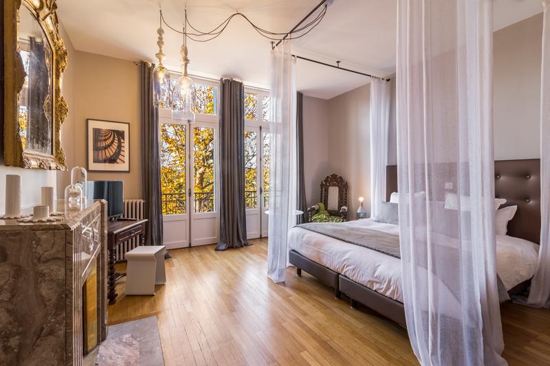 chambre baroque lautreRive