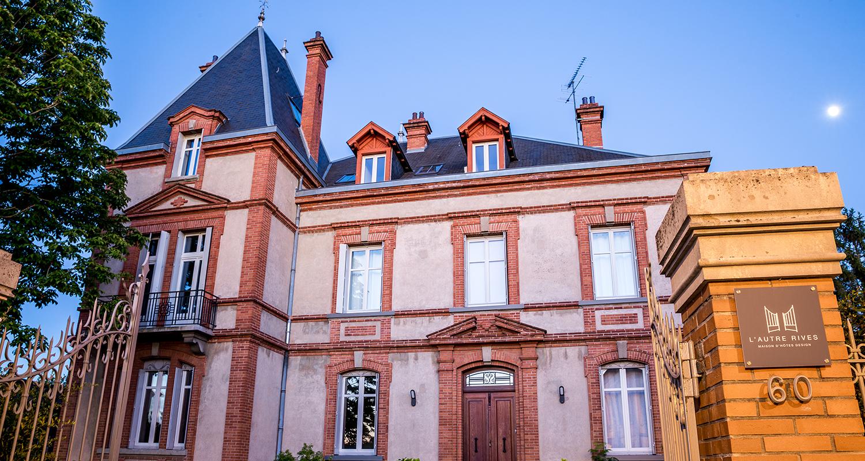 façade lautreRive