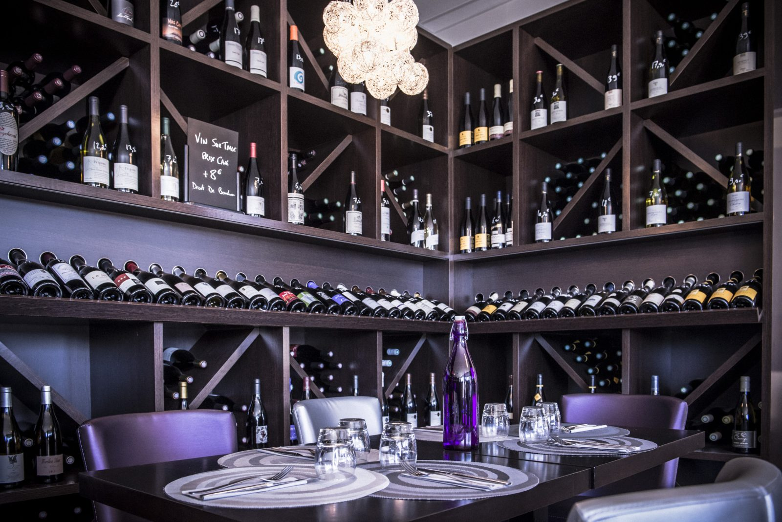 Restaurant – Cave à vins L'Accord Parfait