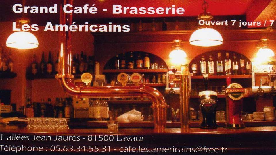 Bar Brasserie Les Américains – Lavaur