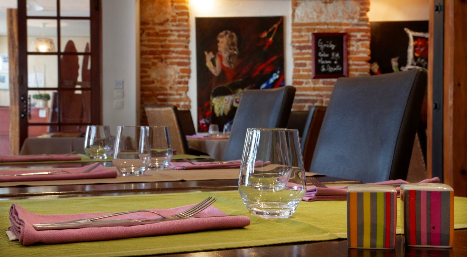 Restaurant Les Pasteliers