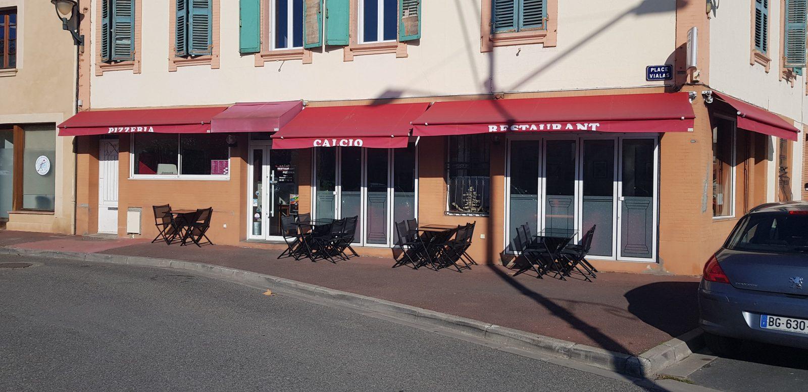 Restaurant – Pizzéria Le Calcio