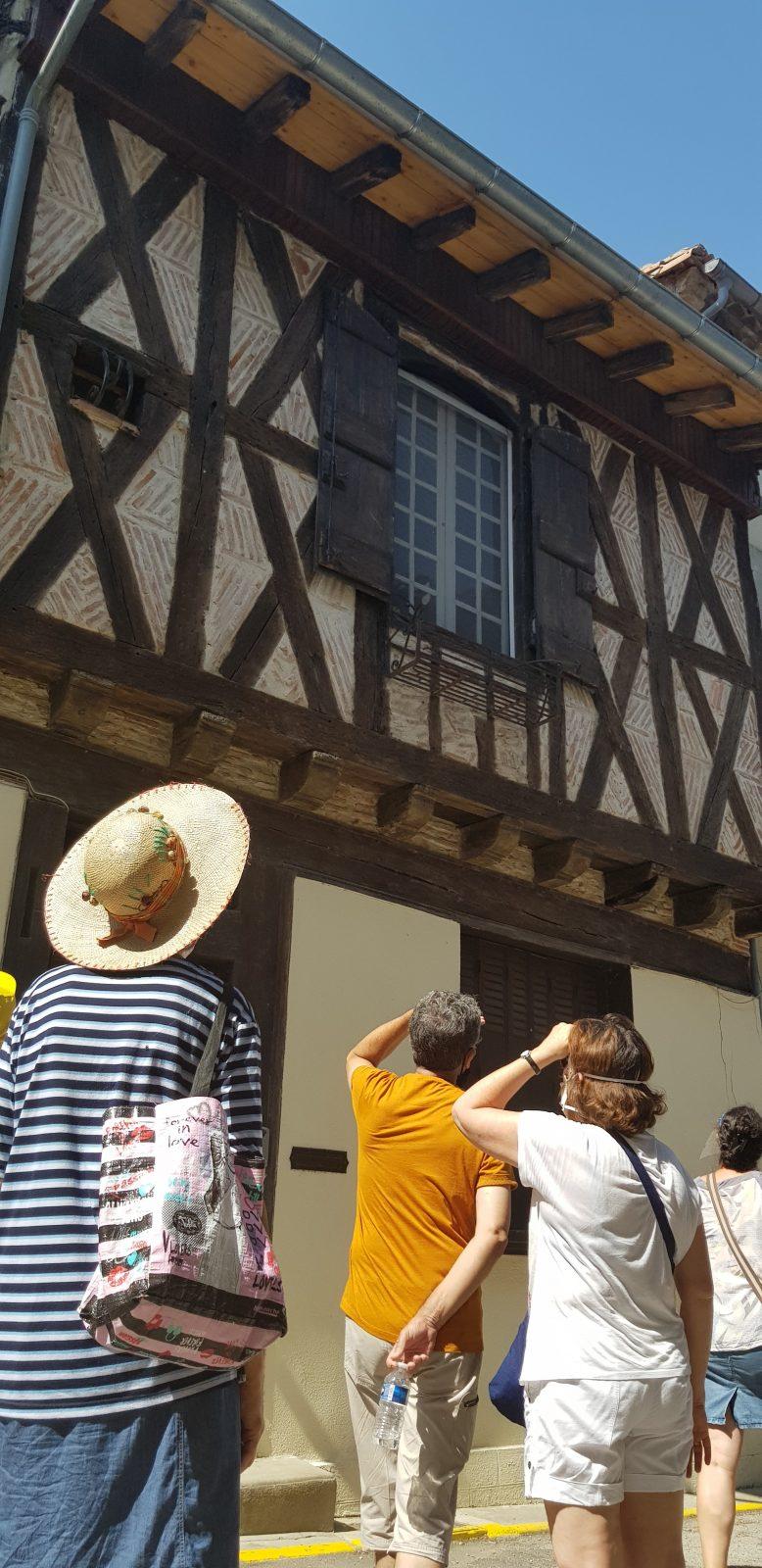 Visite guidée – Puylaurens, Berceau de Marianne