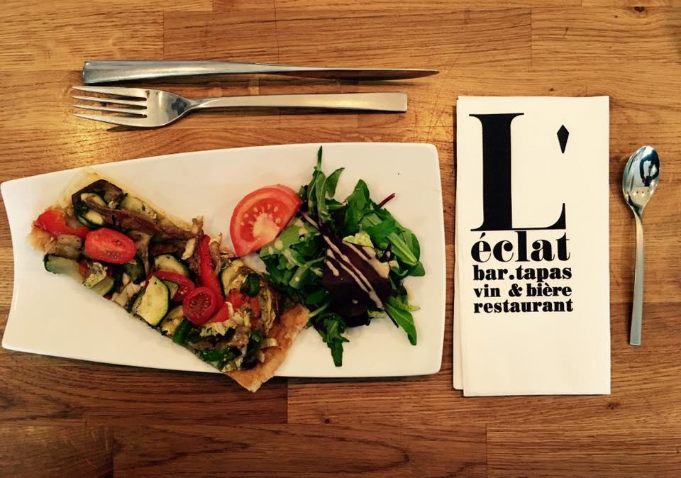 L'éclat restaurant – Bar à vin et tapas