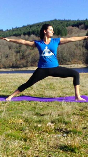 Séance yoga