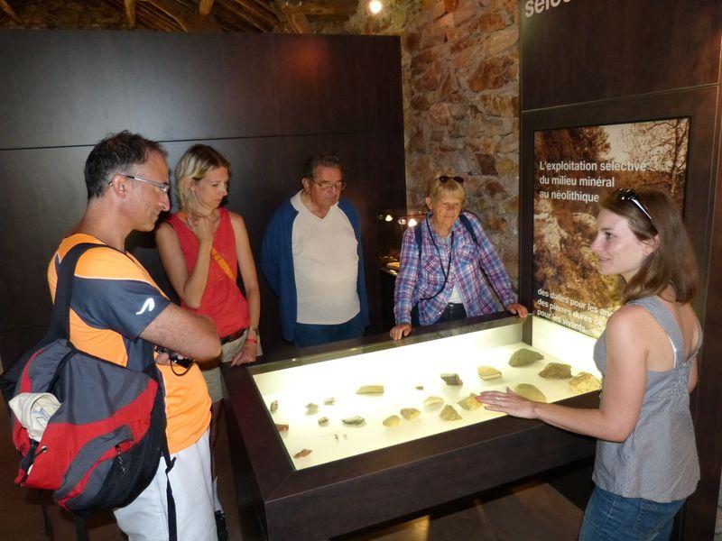 Musée des mégalithes (visite commentée)
