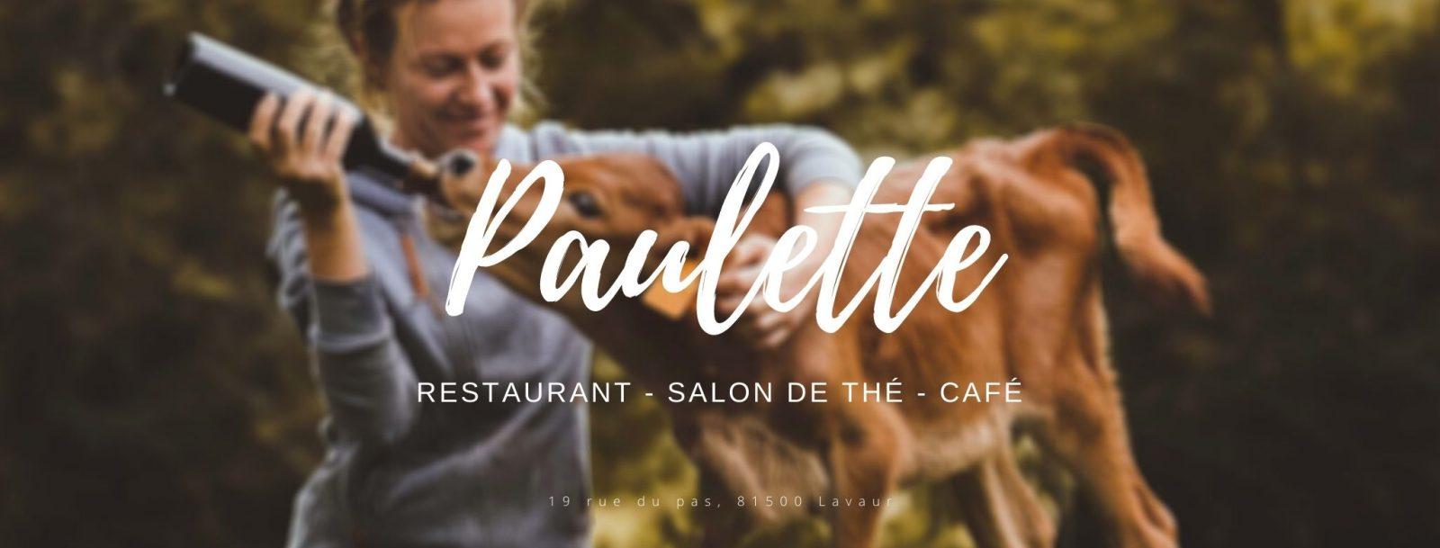 Paulette – restaurant, salon de thé et café – Lavaur