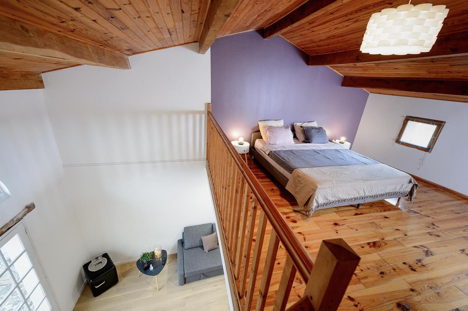 Domaine du Conte Bleu – chambre d'hôtes à Sainte Gemme – Gîtes de France Tarn