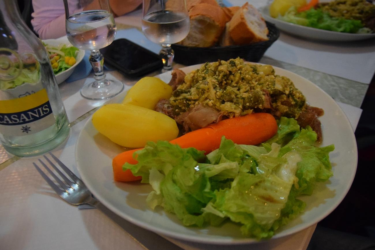 Tête de veau – Brasserie L'Absinthe