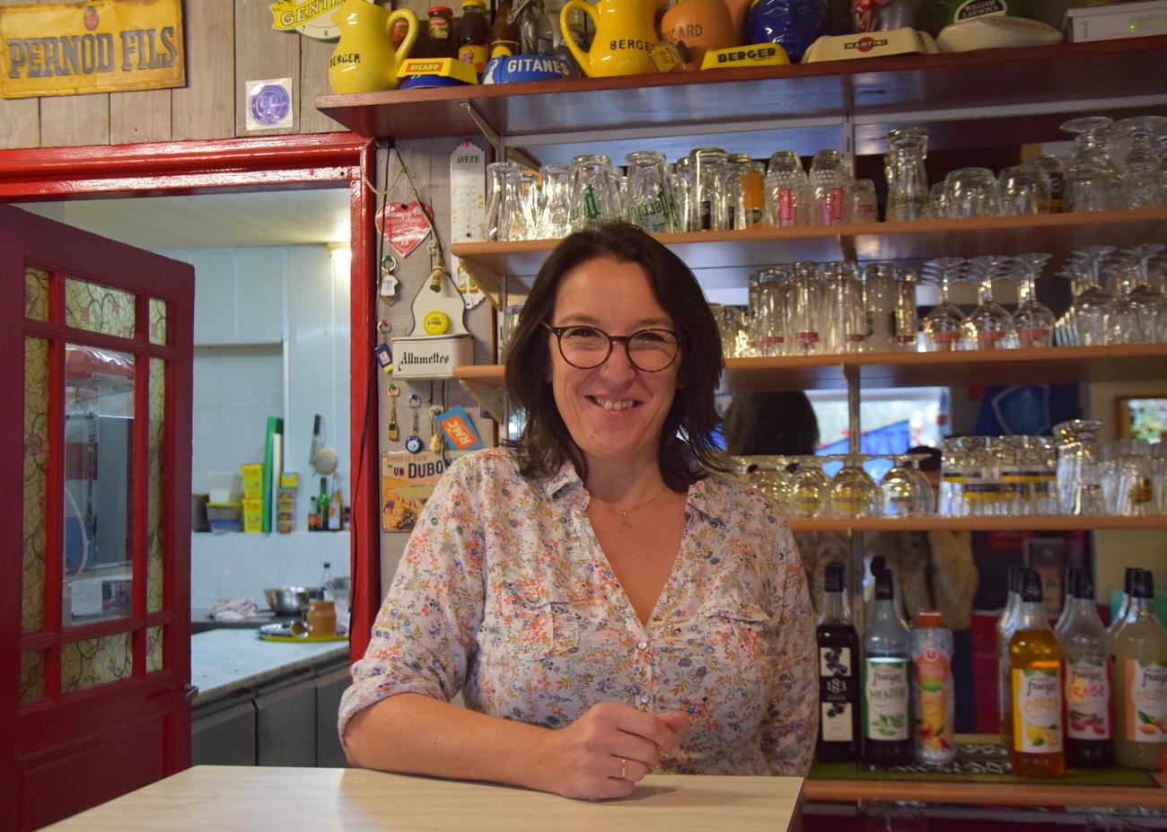 Eve Guiraud – Brasserie L'Absinthe