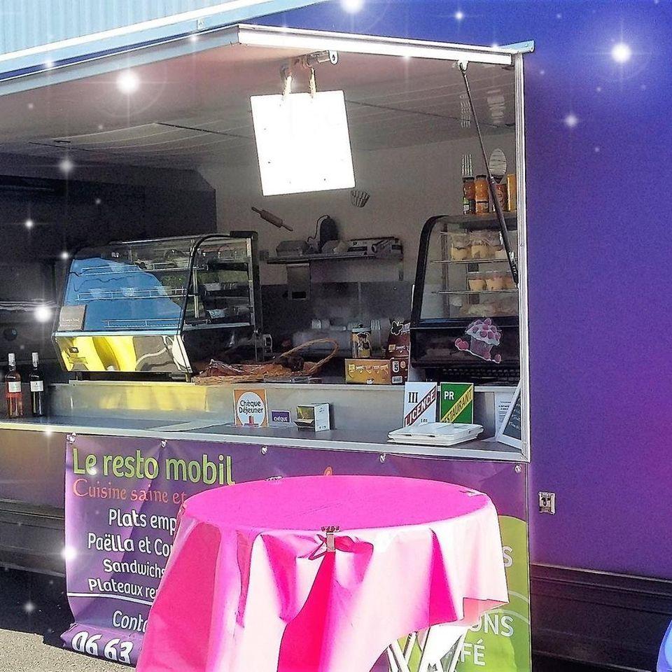 Le Resto Mobil – Food Truck