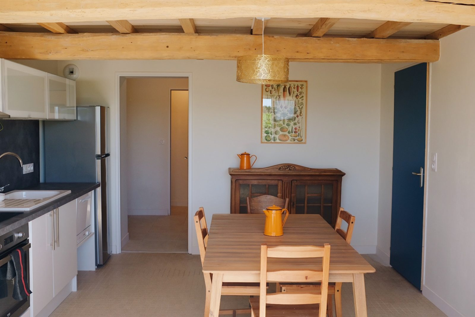 cuisine/ salle à manger