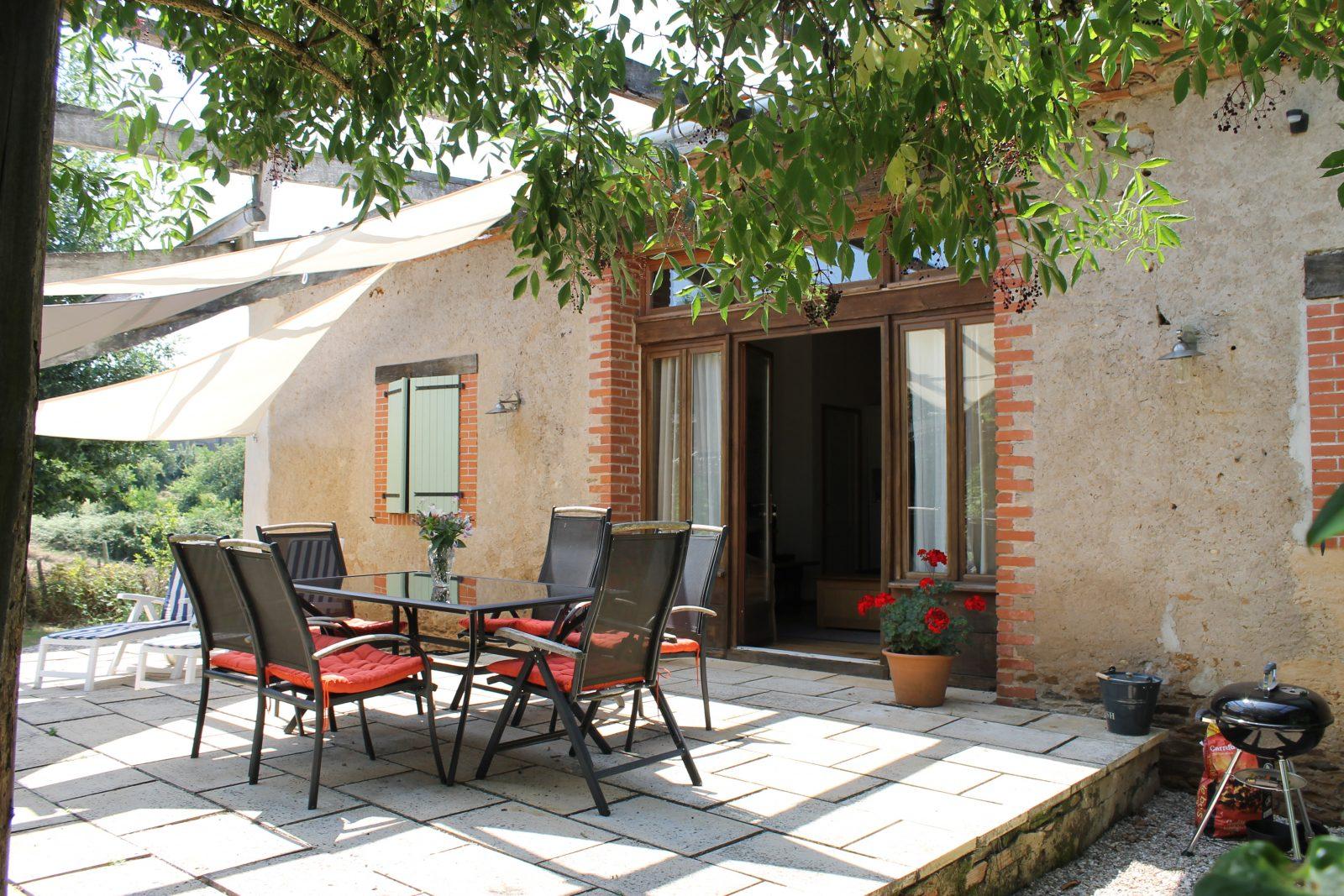 La Merise – gîte à Villefranche d'Albigeois – Gîtes de France Tarn