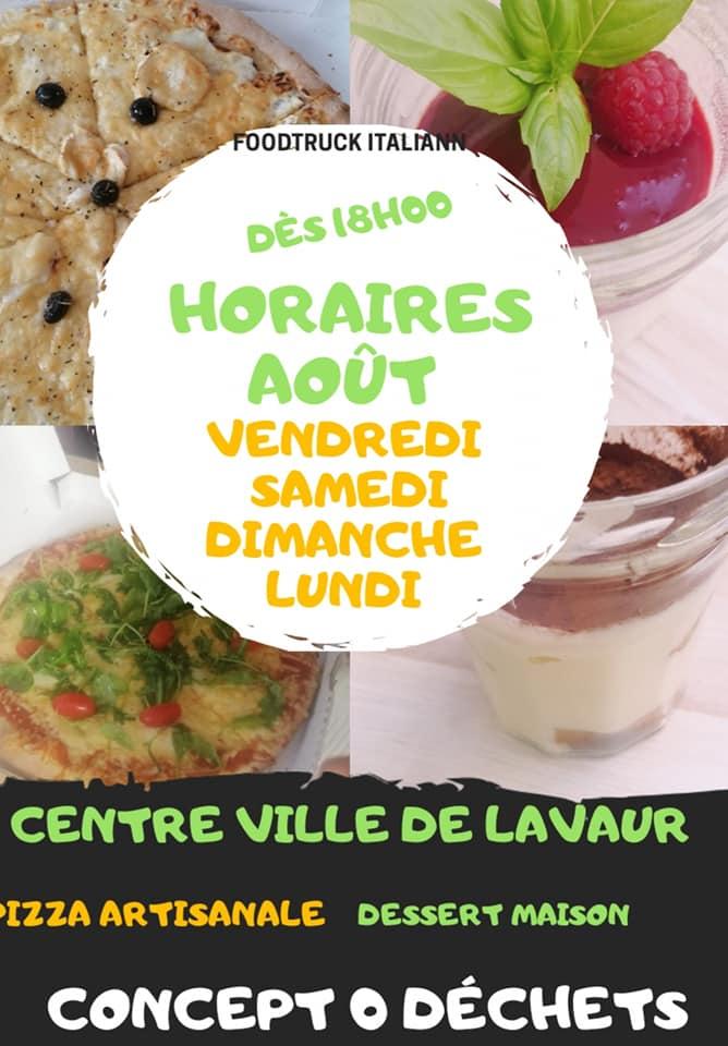 Food Truck L'Italiann – Lavaur
