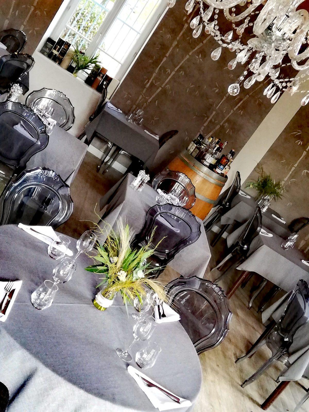 Restaurant «La Verrerie»