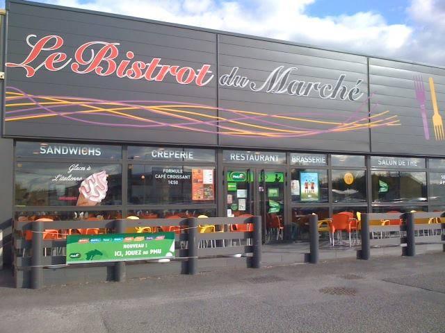 Le Bistrot du Marché – Brasserie/Cafétéria