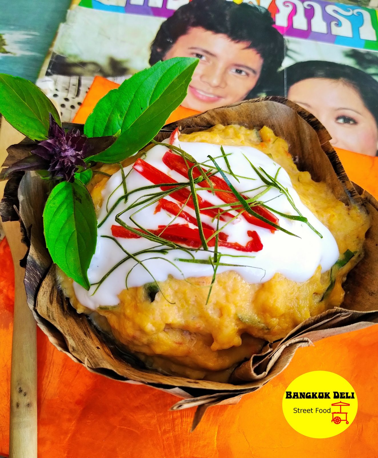 Bangkok Deli – street food