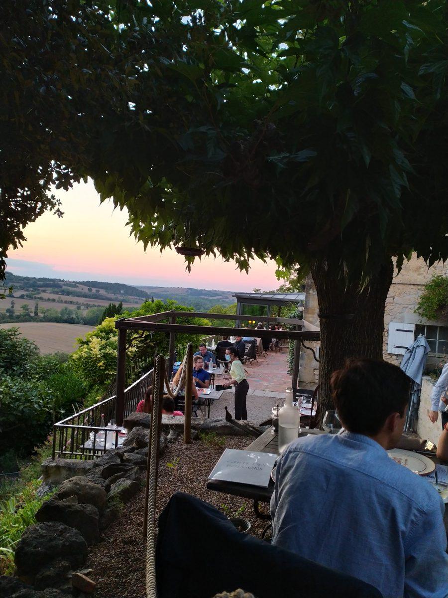Cuq en Terrasses – Restaurant Gourmand