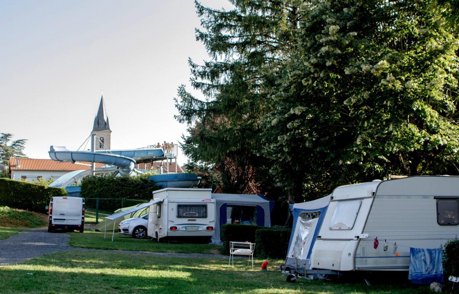 Camping Municipal La Forêt