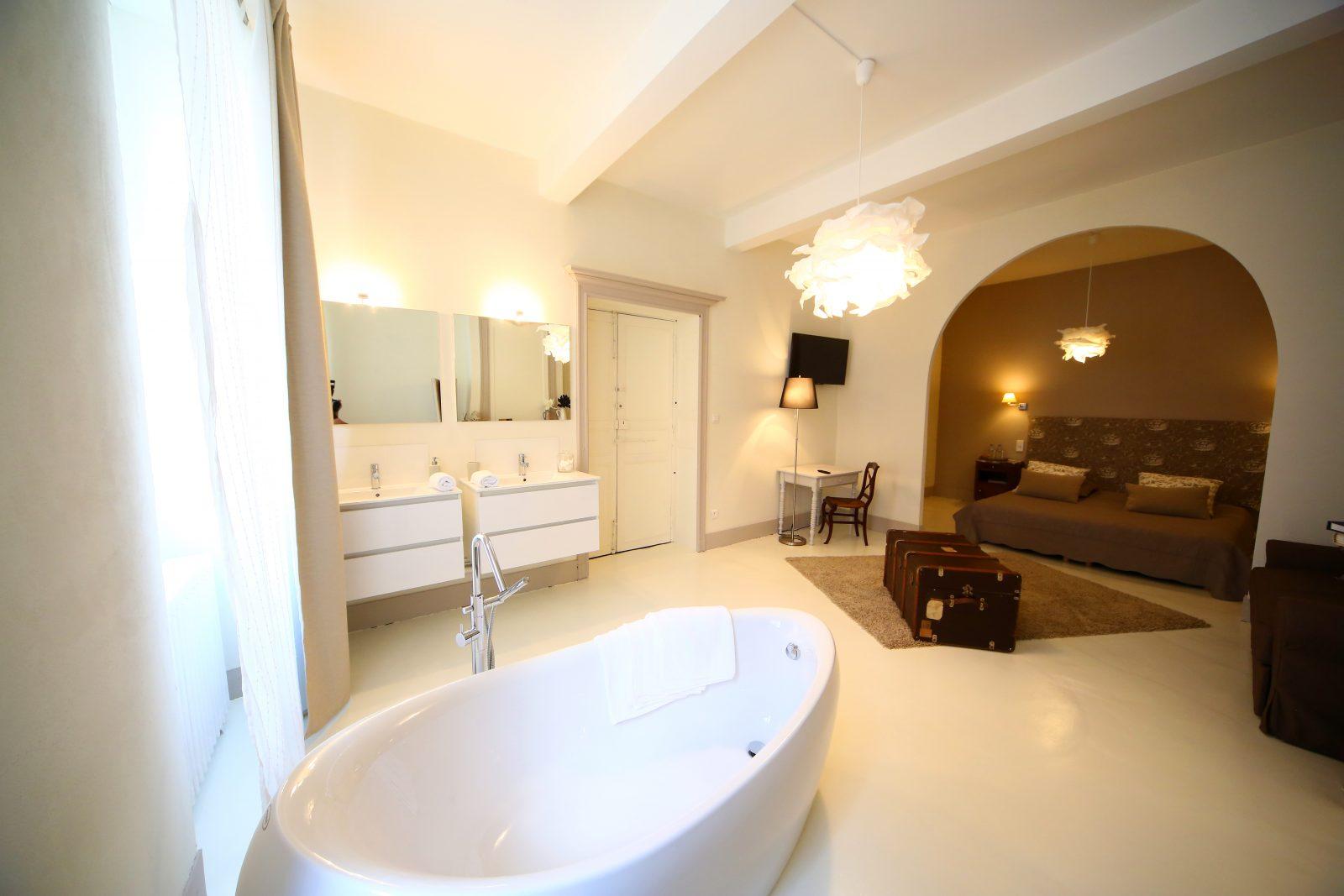 Hotel Particulier Delga – Suite